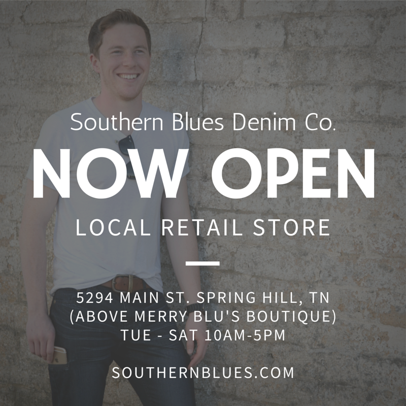Our retail store is now open.